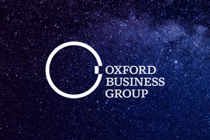 Oxford Business Group - Partner of LEAP, A Global Tech Event