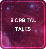 LEAP Feature - 8 Orbital Talks
